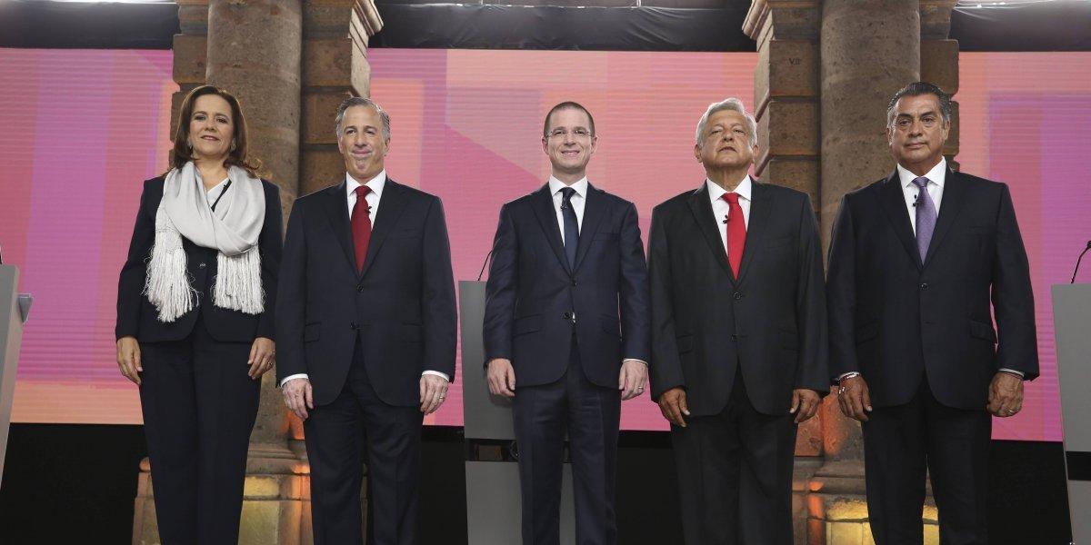 Candidatos presidenciales se reunirán con jefe de Misión de la OEA