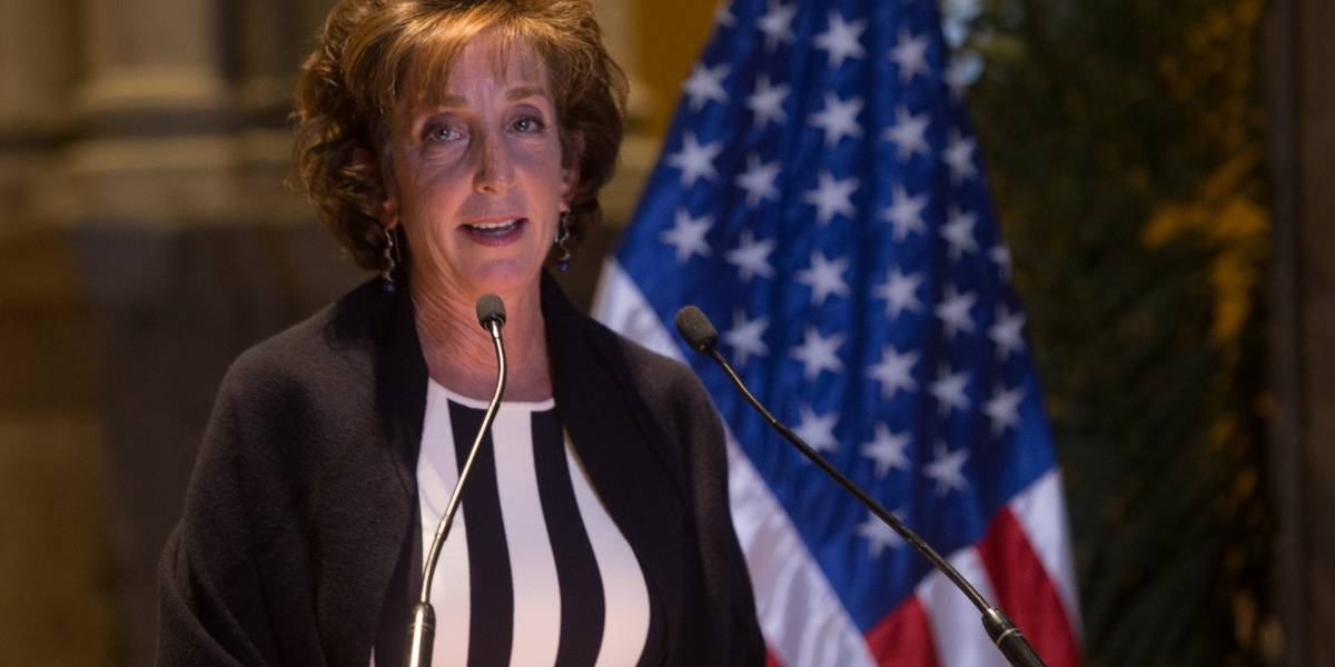 Roberta Jacobson, la embajadora que se enamoró de México