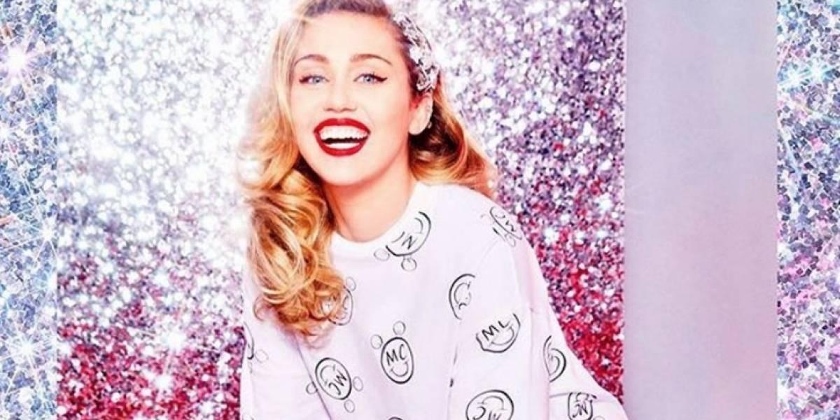 Miley Cyrus lanza línea de ropa para cualquier edad, sexo y género