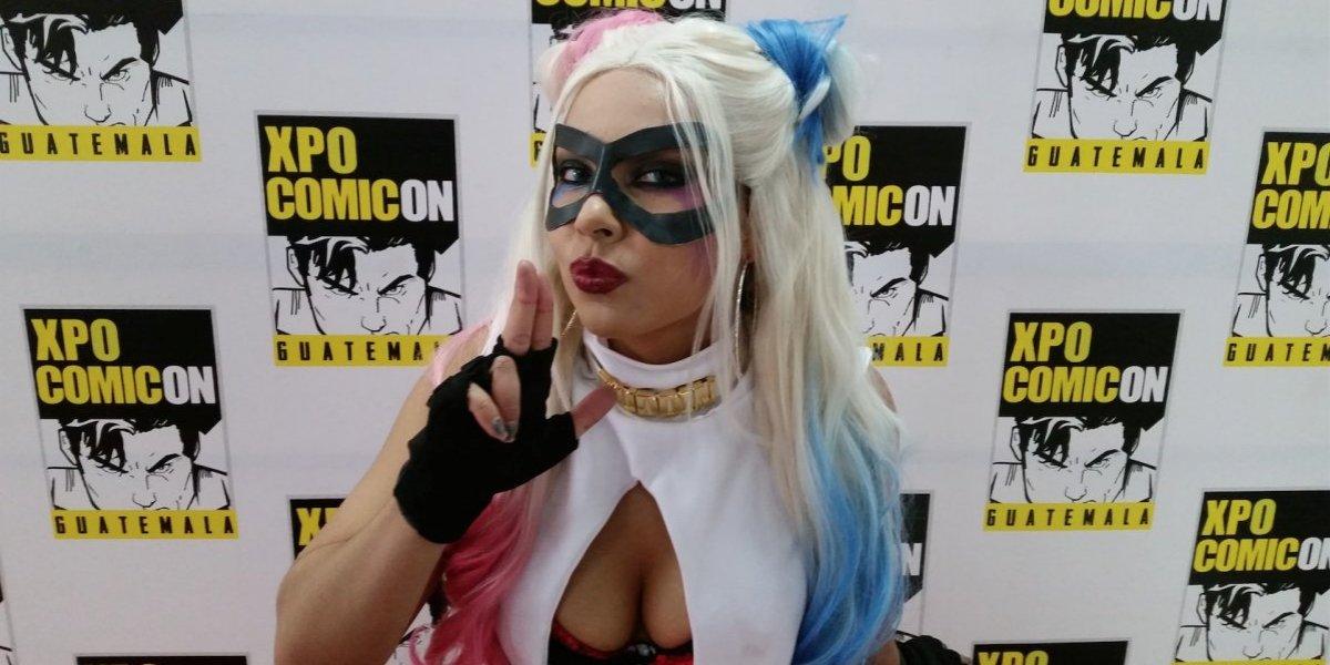 La sexy cosplayer que puedes conocer en la Xpo Comicon Guatemala 2018