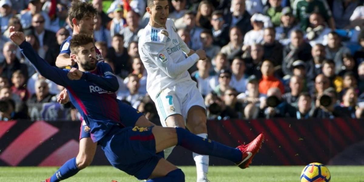 Posibles alineaciones del clásico FC Barcelona vs Real Madrid
