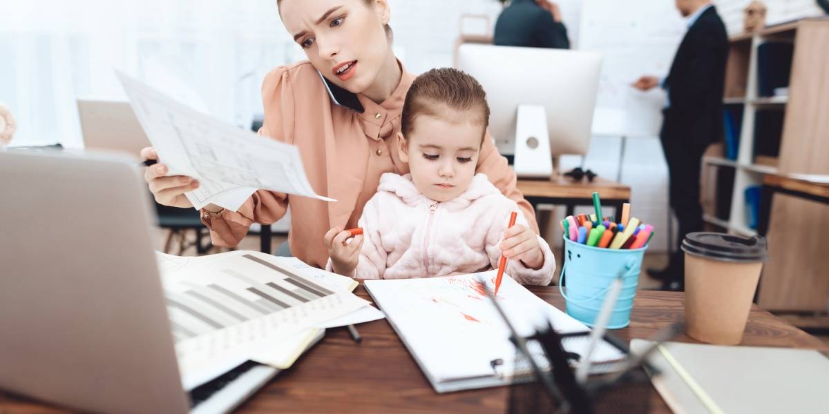 Madres emprendedoras que inspiran