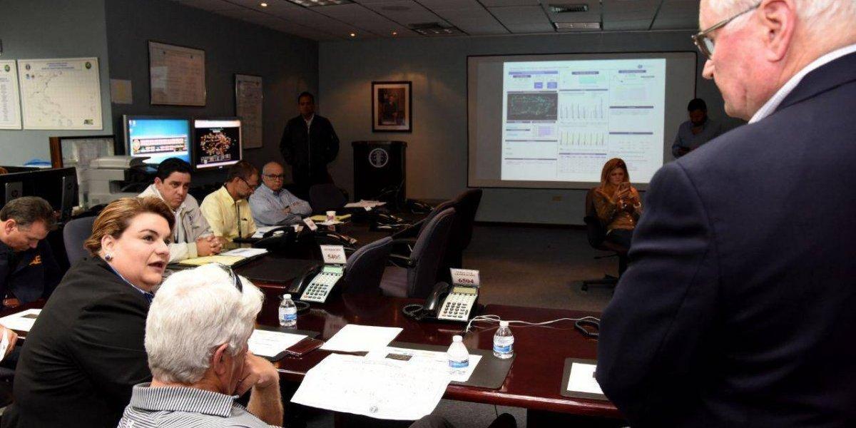 Jenniffer González cuestiona a director de AEE sobre recuperación del sistema eléctrico