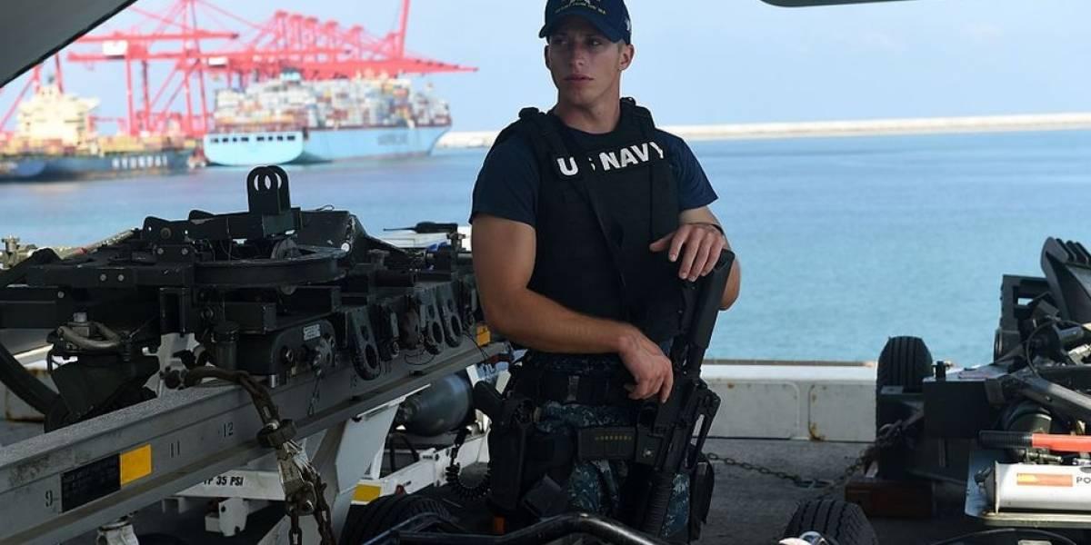 EEUU restablece su Segunda Flota ante tensiones con Rusia