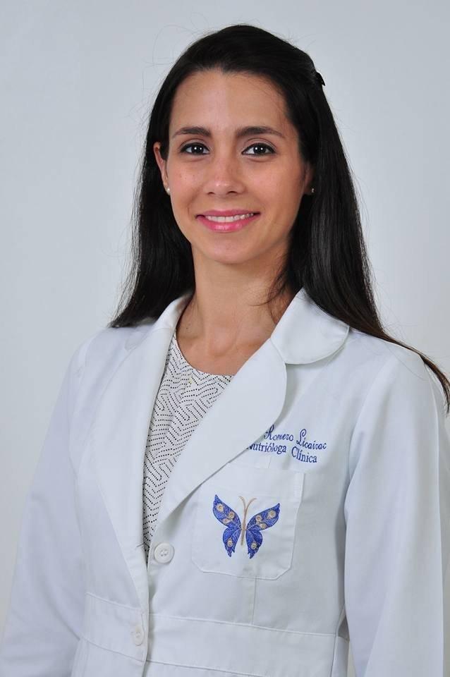 Michelle Romero, pediatra nutrióloga
