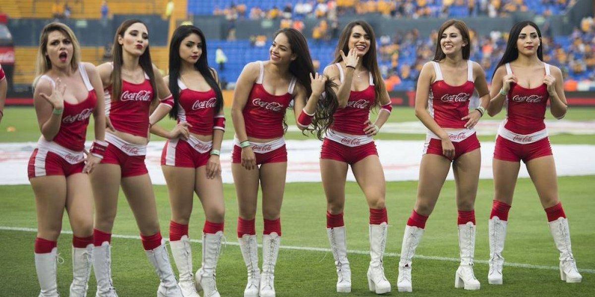 Las chicas de los cuartos de final del Clausura 2018