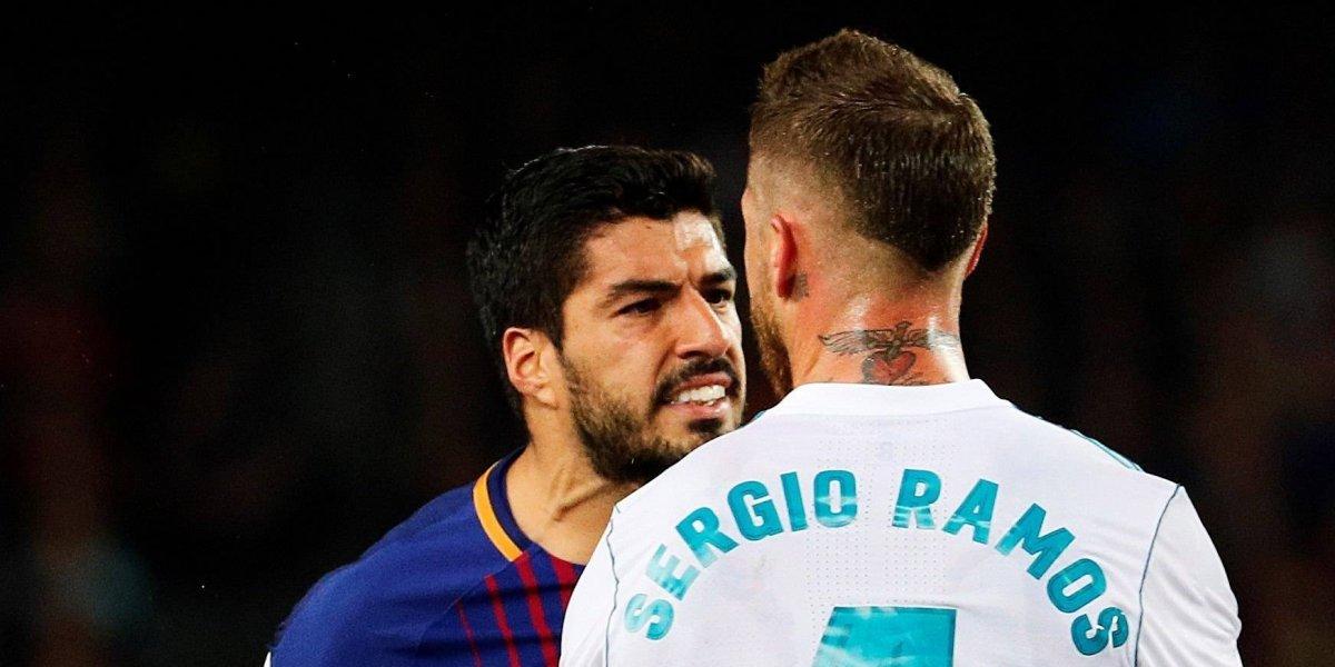 ¡Bien caliente! Barcelona y Real Madrid empataron a dos el clásico descafeinado