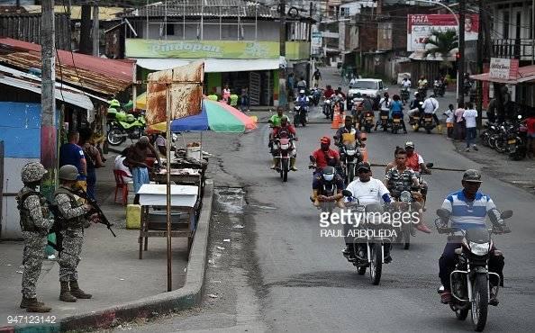 Guacho: siete casas de tortura en Tumaco, Nariño Getty Images