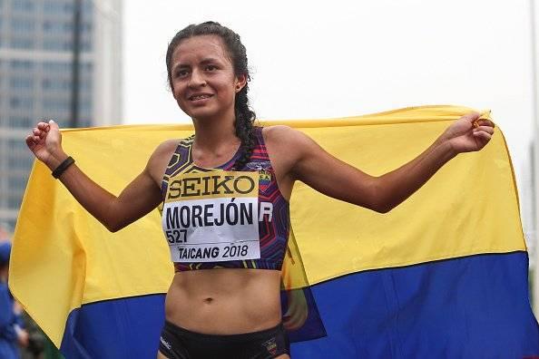 Glenda Morejón Getty Images