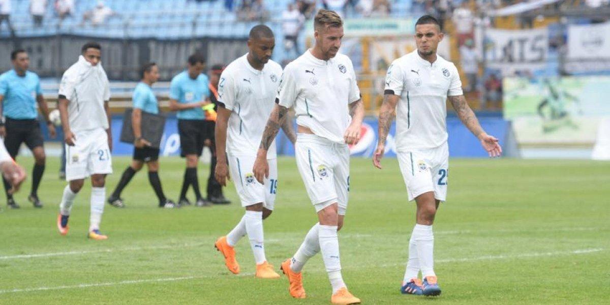 Comunicaciones suma un nuevo fracaso en Liga Nacional