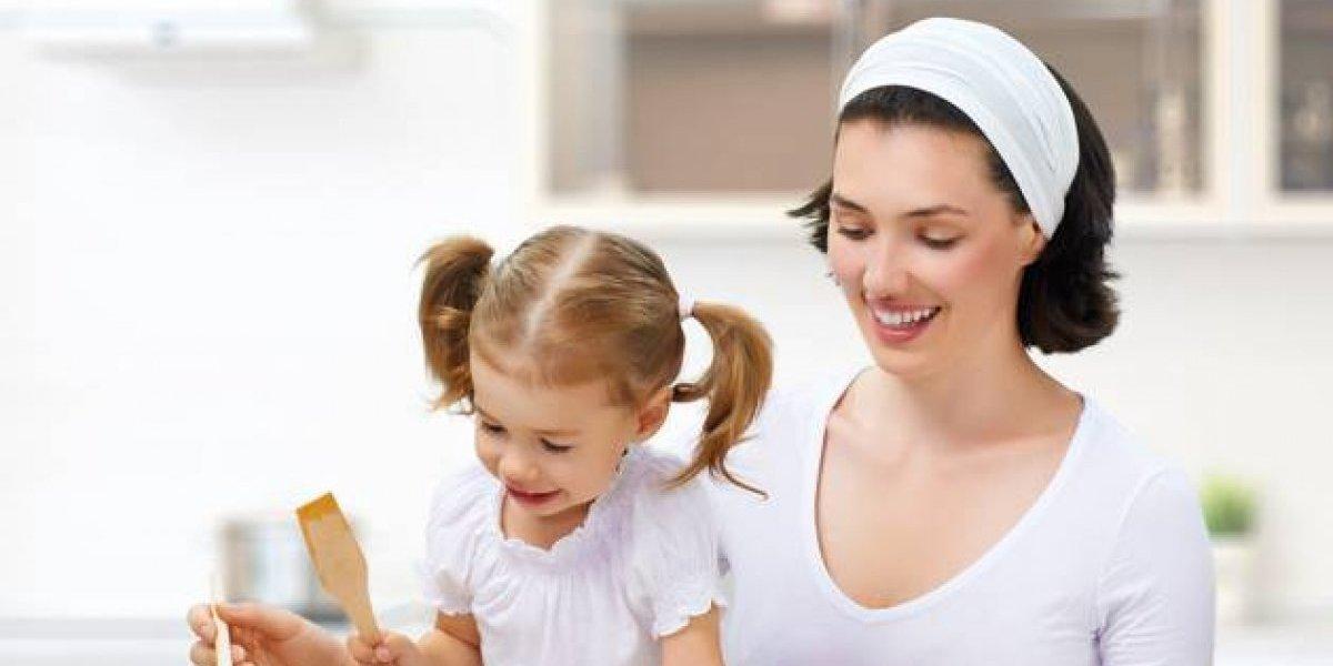 ¿Sabes cómo debe ser la alimentación en los niños de 2 a 5 años?
