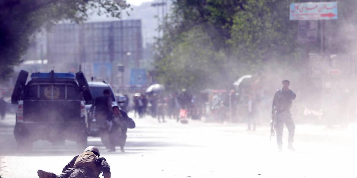 Al menos 10 muertos y 29 heridos tras ataque en mezquita en Afganistán