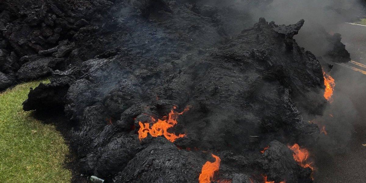 Hawaii: Volcán Kilauea se calma pero los científicos siguen alerta