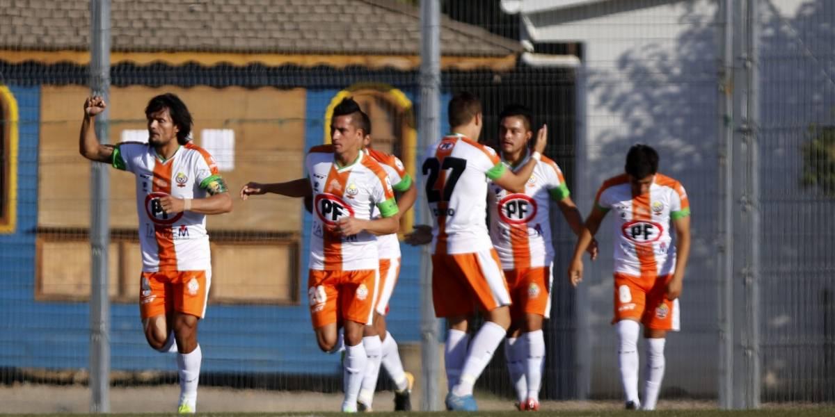 Cobresal estiró su gran momento en la Copa Chile tras remontar ante el SAU