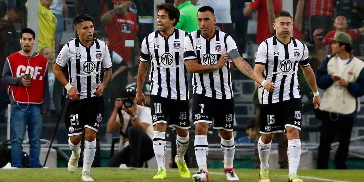 Colo Colo mantuvo su invicto con Héctor Tapia de la mano del eterno goleador Esteban Paredes