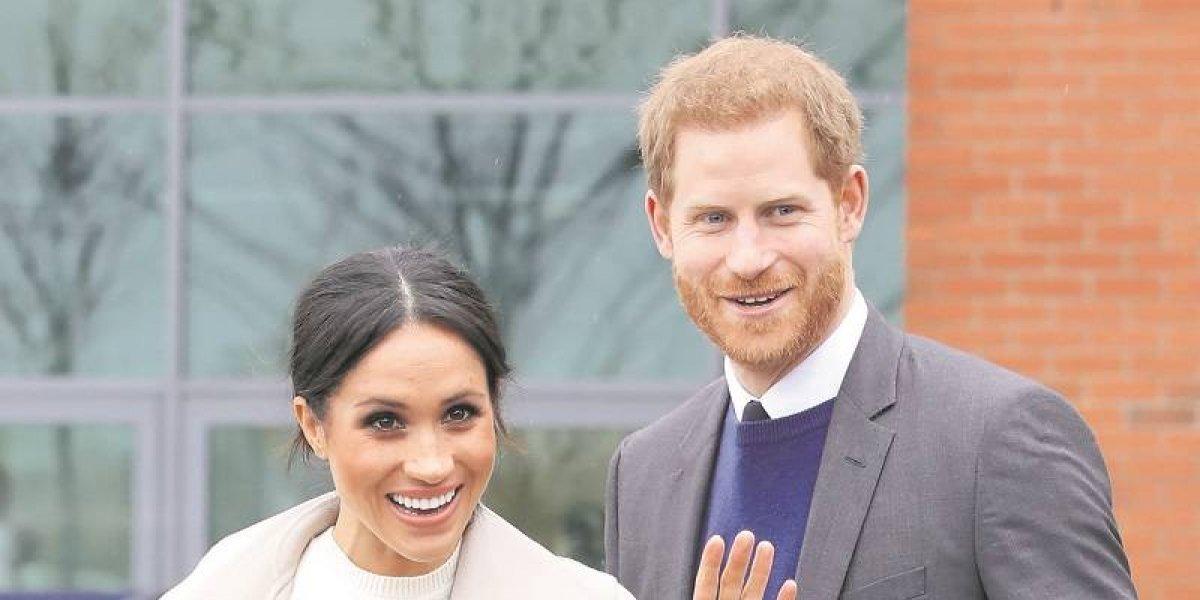 Harry y Meghan no quieren a Trump ni May en su boda