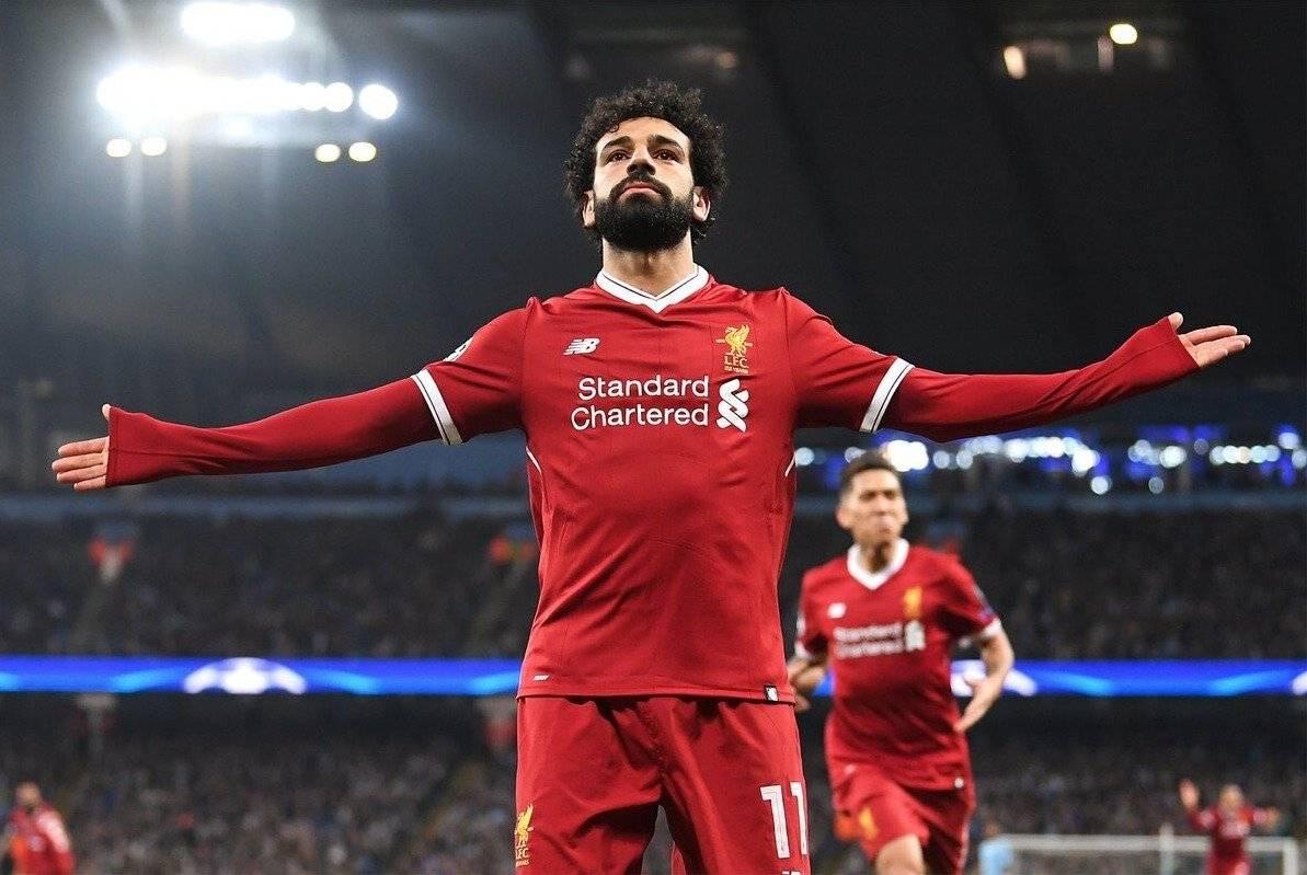 Mohamed Salah- Egipto
