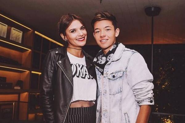 Margarita Reyes y Samuel Ferreria