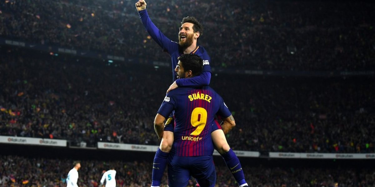 Barça sufre ante el Real Madrid pero mantiene su invicto