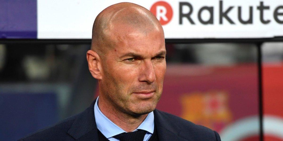Jugador reclama a Zinedine titularidad de Luca Zidane