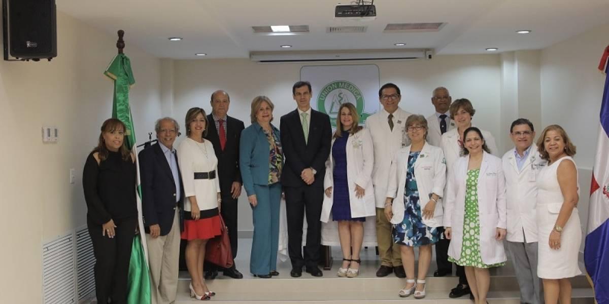 Clínica Unión Médica amplía programas de investigación