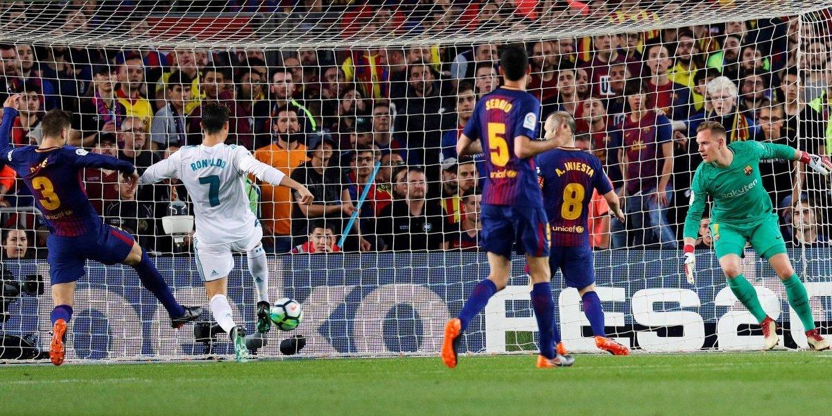 Cristiano Ronaldo iguala récord de Alfredo Di Stéfano