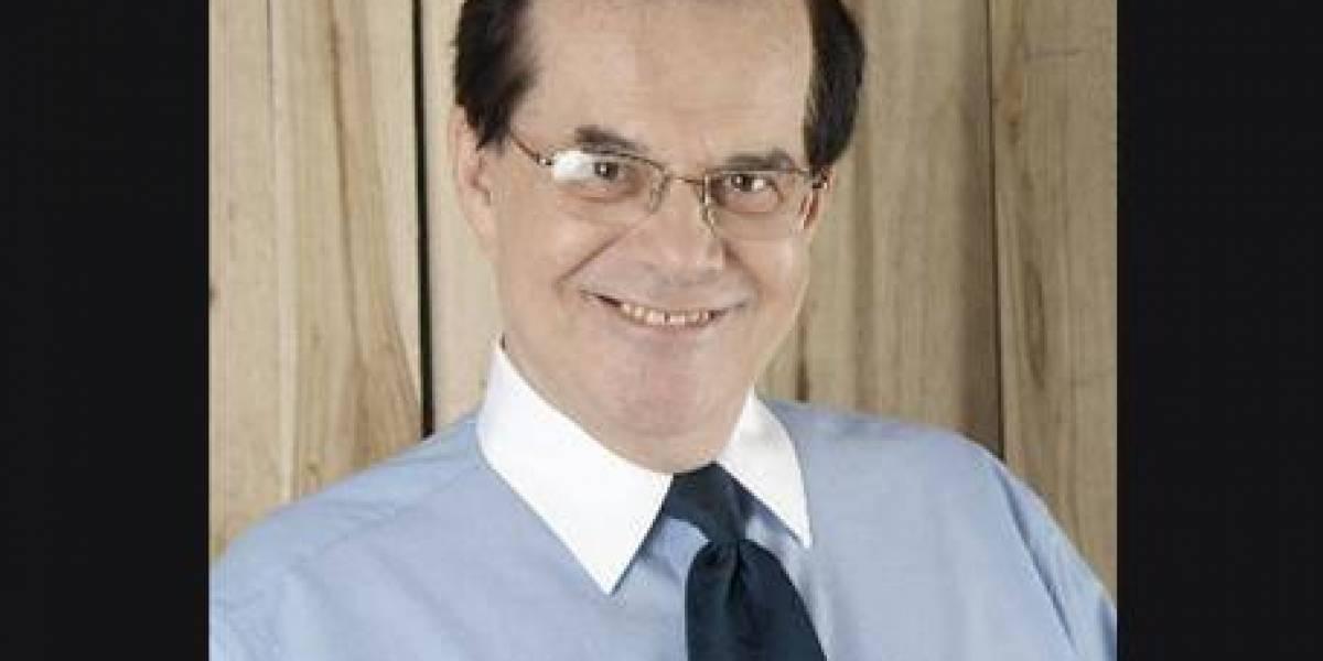 Fallece periodista y presentador Bernard Fougeres