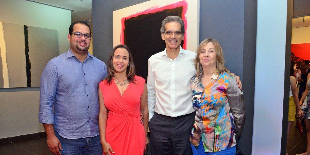 #TeVimosEn: District & Co. inaugura exposición 'Elementalismo intuitivo'