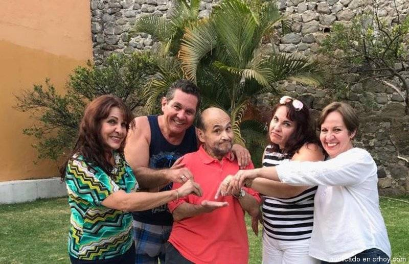 """""""Señor Barriga"""" y la familia de """"Don Ramón"""""""