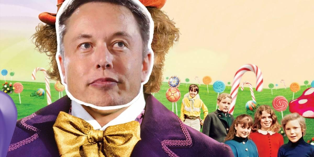Elon Musk ahora quiere vender caramelos