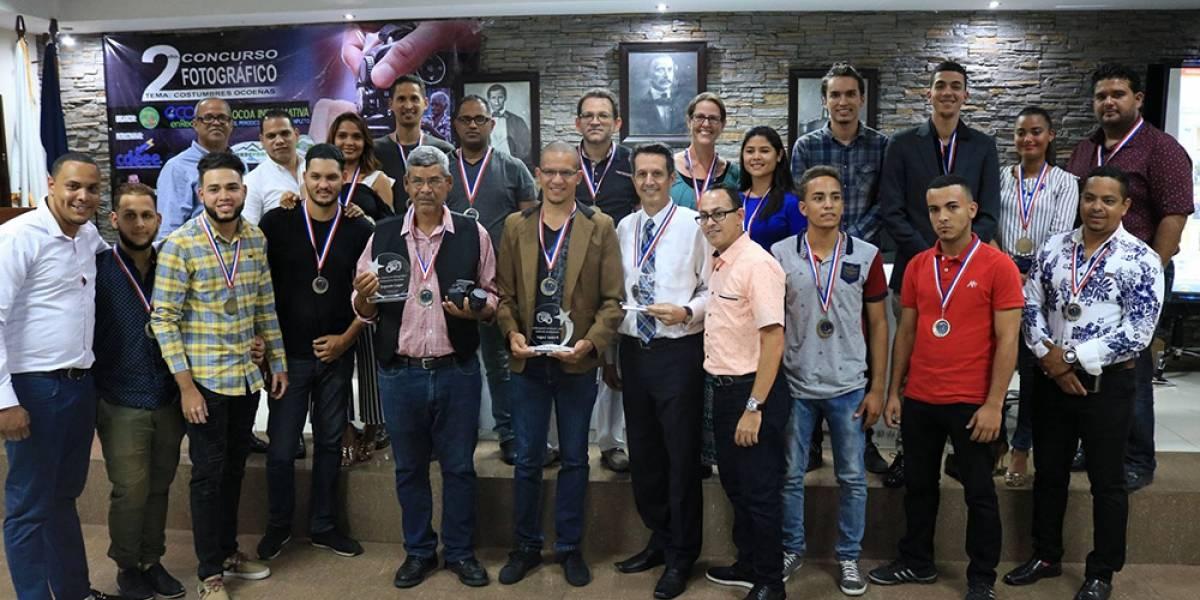 """Entregan premian ganadores segundo concurso fotográfico """"Costumbres Ocoeñas"""""""