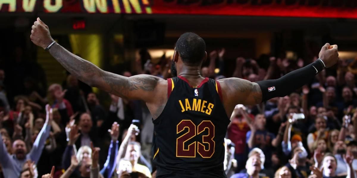 No es primera vez: todos los milagros de LeBron James en los playoffs de la NBA