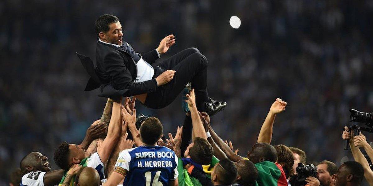 Porto celebra su título con un triunfo
