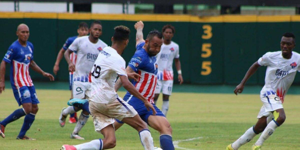 Hat-Trick de Anderson Arias da goleada a Atlético de San Francisco sobre Atlético San Cristóbal