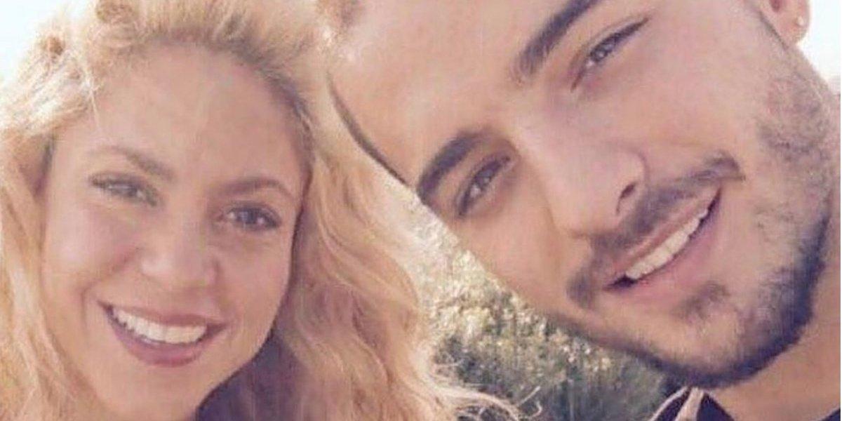 Maluma reveló incómodo momento que vivió con Shakira y Piqué