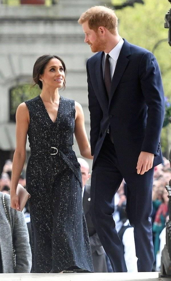 """Según la revista francesa """"Figaro Madame"""", Meghan Markle, la prometida del príncipe Enrique, tiene """"una gota de Grace Kelly, una dosis de Alicia Keys, una pizca de Amal Clooney y mucho de la duquesa Catalina"""". Foto: AFP"""
