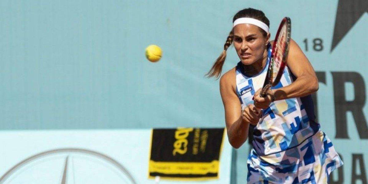 Mónica Puig enfrentará a la décima raqueta del mundo en Madrid