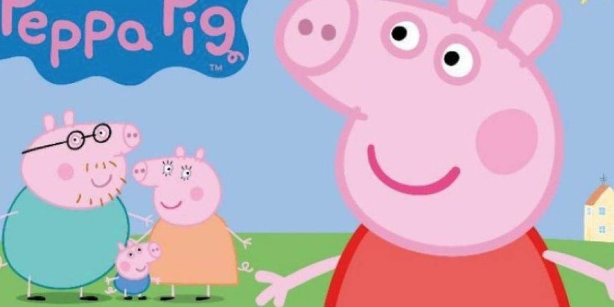 """País censura a """"Peppa Pig"""" y la coloca en la lista negra"""