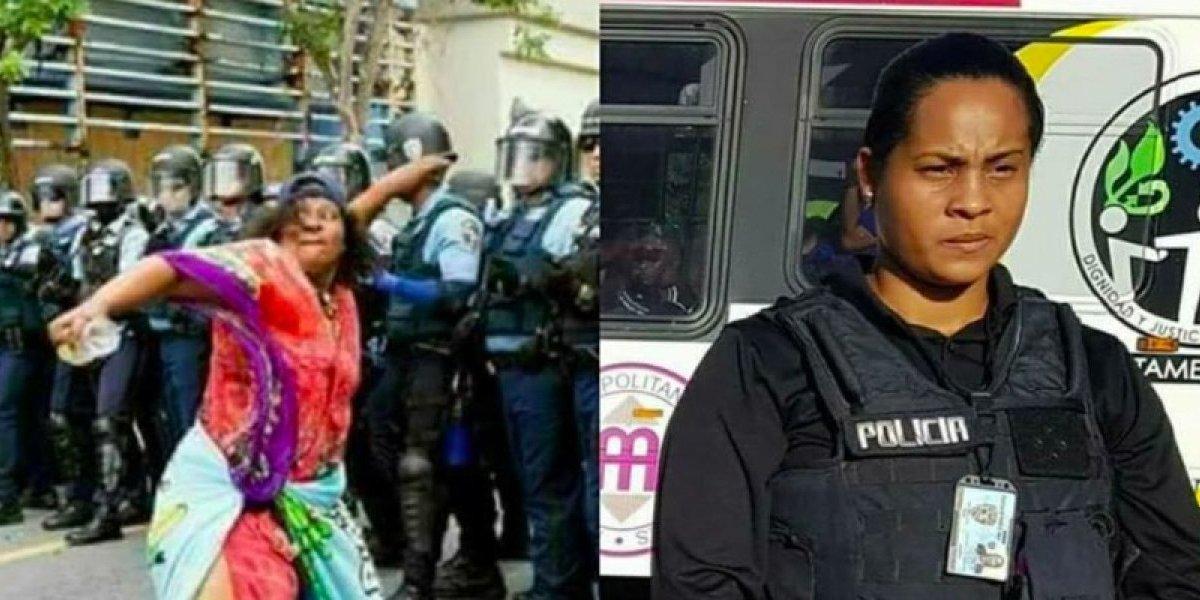 Hija de supuesta policía encubierta desmiente información