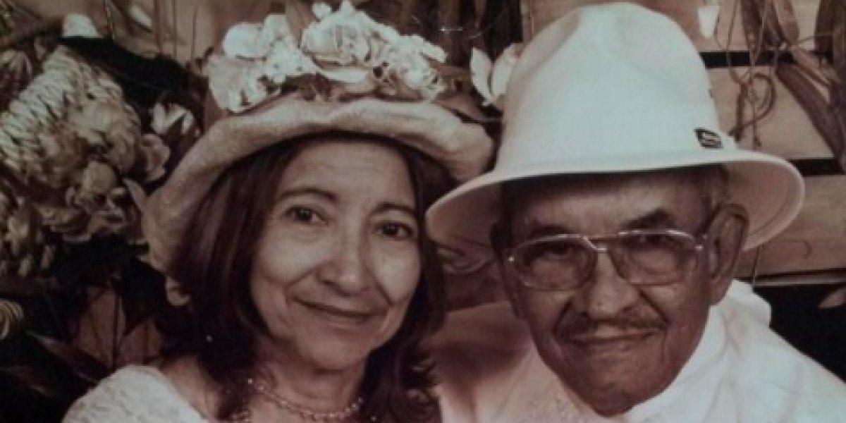"Fallece María Elena, viuda de ""Shorty"" Castro"