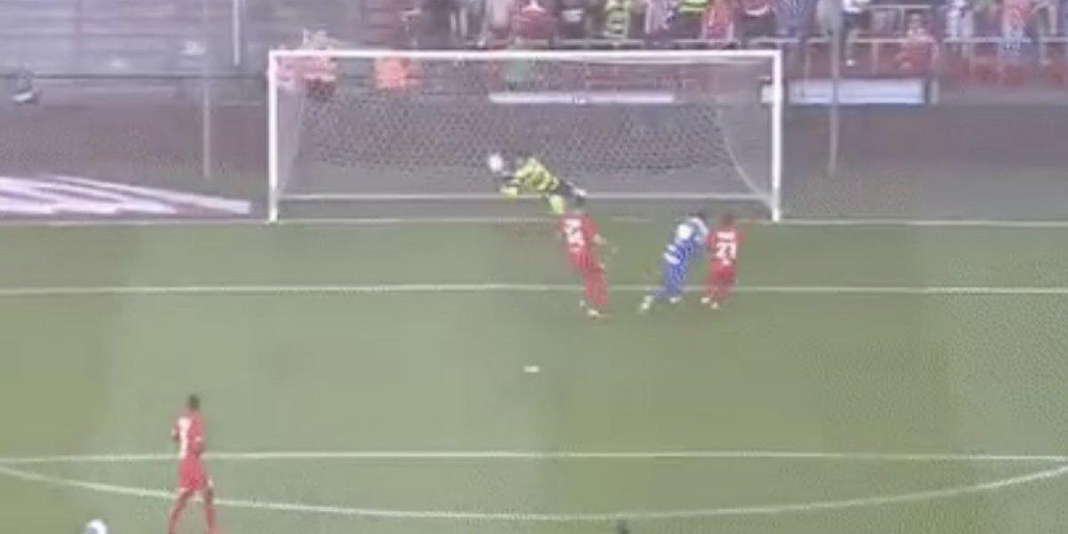 Standard y Ochoa aún sueñan con Champions tras golear al Genk
