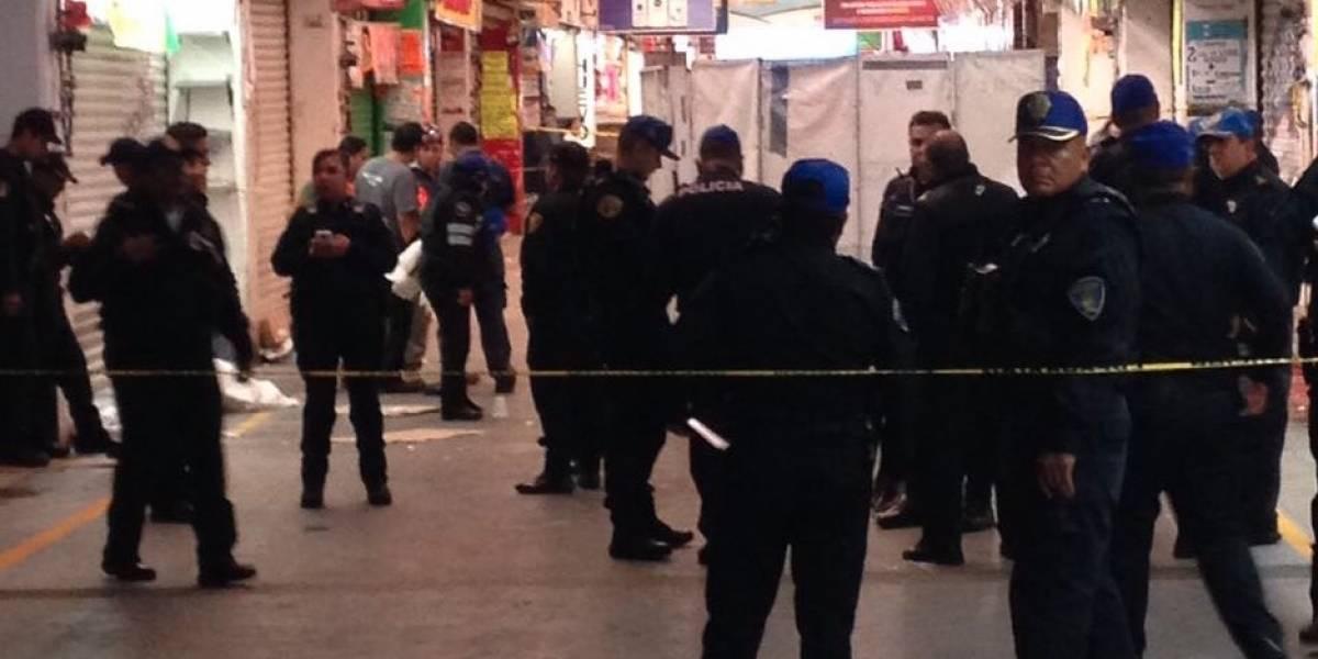 Detienen a 4 por homicidio de mujer policía en Central de Abasto