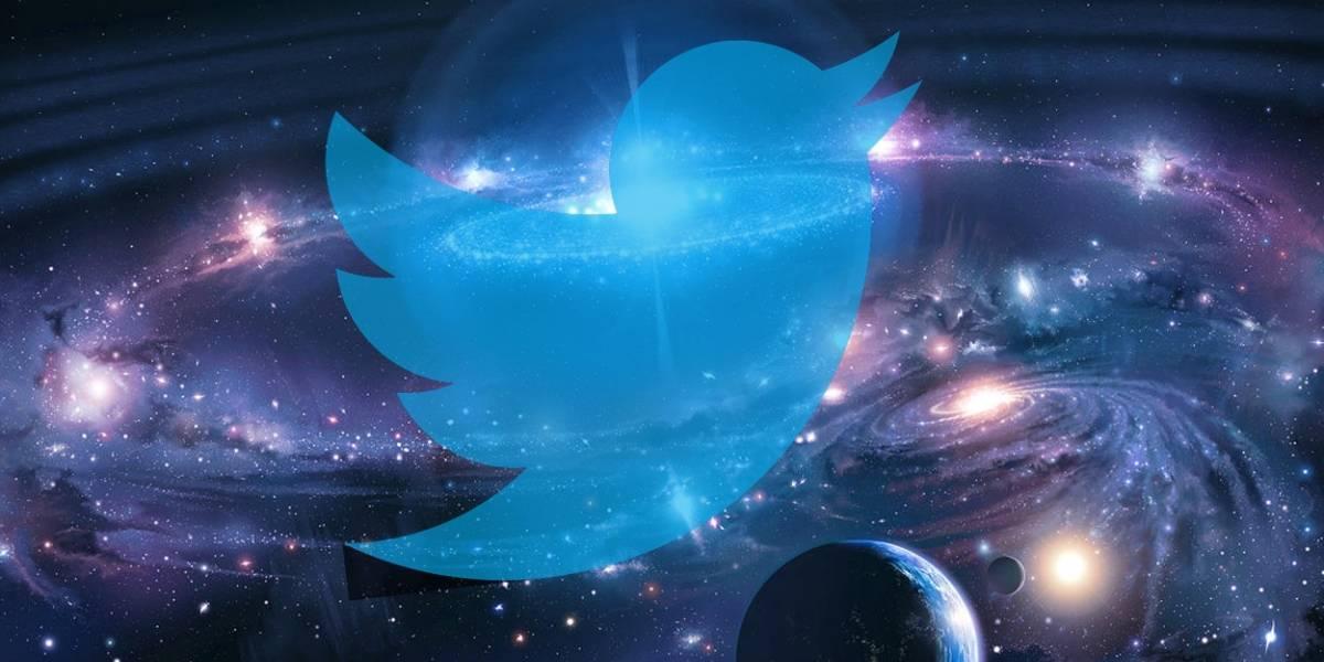 Es oficial: podrás usar Twitter cuando viajes al espacio