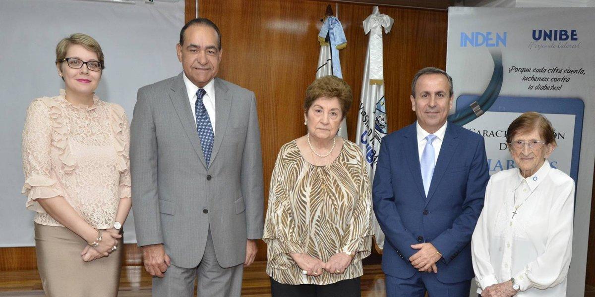 #TeVimosEn: Autoridades de INDEN Y UNIBE realizan encuentro con médicos e investigadores