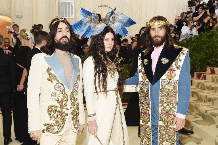 Jared Leto y Lana del Rey, MET Gala 2018
