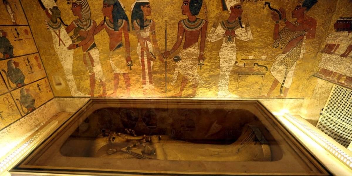 Desvendado o grande mistério sobre as câmaras secretas na tumba de Tutancâmon