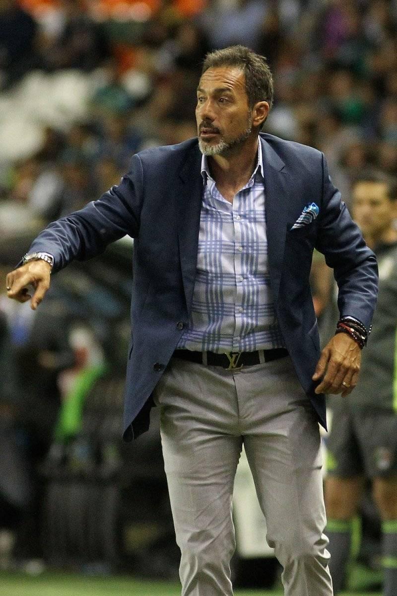 Gustavo Matosas salió mal del Atlas y estuvo a punto de llevarlos a la división de ascenso. Pese a ello, el uruguayo sería un buen candidato a entrenador regio. / Mexsport