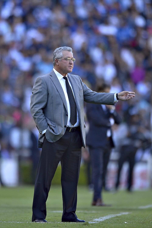 Víctor Manuel Vucetich es el nombre que suena más fuerte por el cariño que le tiene la afición regiomontana, y por los resultados que entregó en el pasado con dos ligas, una Copa MX y un Interliga. / Mexsport