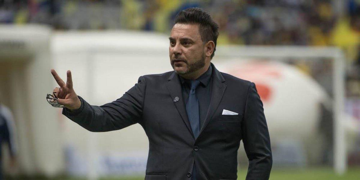 Mohamed se despide de la afición de Monterrey con emotivo mensaje
