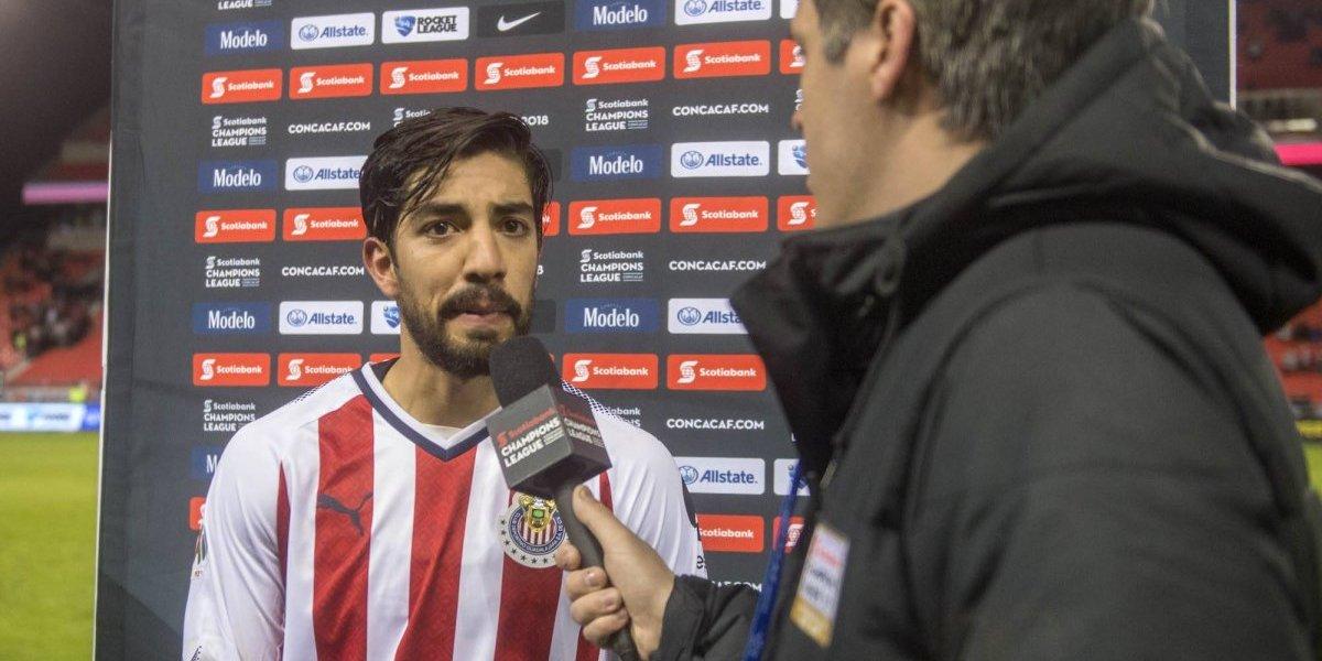 Rodolfo Pizarro tendría oferta en Holanda